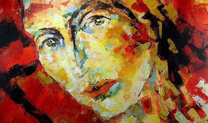 Schilderijen mensen