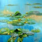 Impressionisme Waterlelies